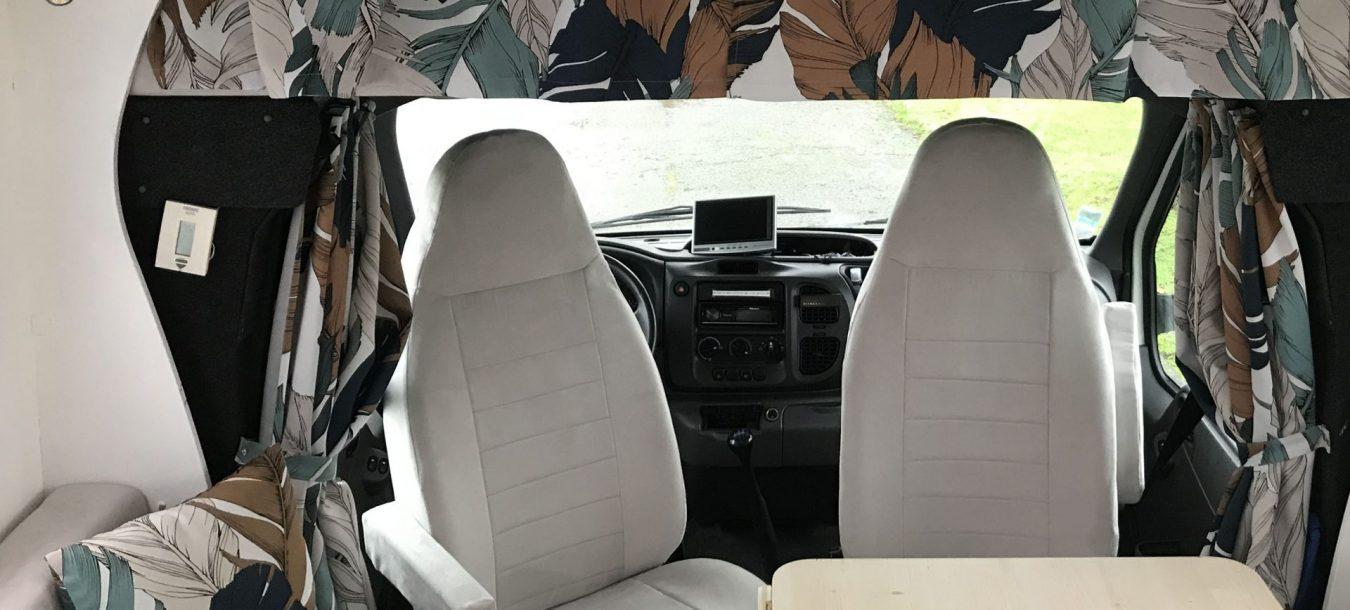 Adl Décoration : Ford Euramobil